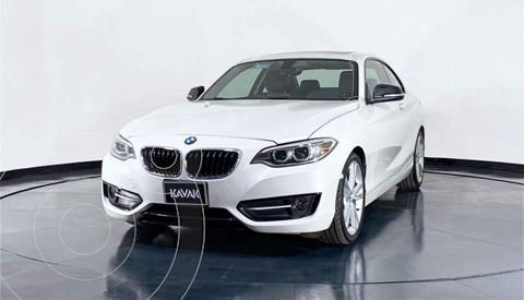 BMW Serie 2 Coupe 220iA Convertible Sport Line Aut usado (2016) color Blanco precio $347,999