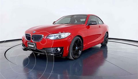 BMW Serie 2 Coupe 220iA Convertible Sport Line Aut usado (2016) color Rojo precio $364,999
