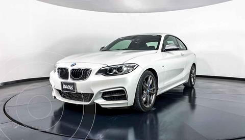 BMW Serie 2 Coupe M235iA M Sport Aut usado (2015) color Blanco precio $439,999
