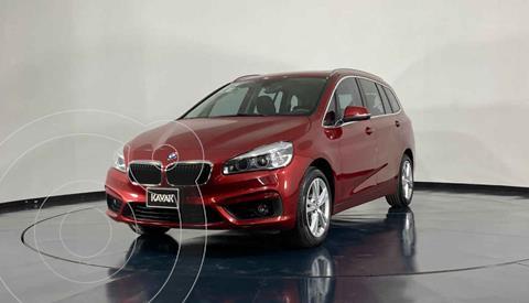 BMW Serie 2 Coupe Gran Tourer Luxury Line 220iA Aut usado (2017) color Rojo precio $377,999