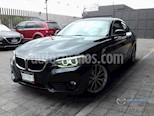 Foto venta Auto usado BMW Serie 2 220iA Aut (2016) color Negro Zafiro precio $295,000