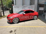 Foto venta Auto usado BMW Serie 2 220iA Aut (2015) color Rojo precio $298,900