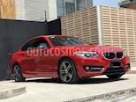 Foto venta Auto usado BMW Serie 2 220iA Aut (2016) color Rojo precio $355,000