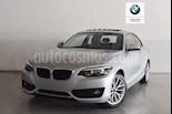 Foto venta Auto usado BMW Serie 2 220iA Executive Aut (2018) color Plata precio $490,000