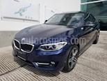 Foto venta Auto usado BMW Serie 2 220iA Sport Line Aut (2017) color Azul Profundo precio $388,500
