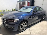 Foto venta Auto usado BMW Serie 2 220iA Sport Line Aut (2017) color Azul precio $390,000