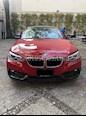 Foto venta Auto usado BMW Serie 2 220iA Sport Line Aut (2016) color Rojo precio $359,000