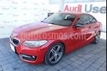 Foto venta Auto usado BMW Serie 2 220iA Sport Line Aut (2017) color Rojo precio $385,000