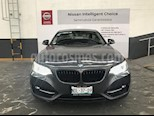 Foto venta Auto Seminuevo BMW Serie 2 220iA Sport Line Aut (2015) color Negro precio $355,900