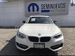 Foto venta Auto usado BMW Serie 2 220iA Sport Line Aut (2017) color Blanco precio $480,000