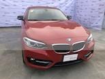 Foto venta Auto usado BMW Serie 2 220iA Sport Line Aut (2016) color Rojo precio $340,000