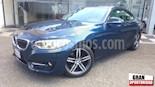 Foto venta Auto usado BMW Serie 2 2p 220i Coupe Sport Line L4/2.0/T Aut (2016) color Azul precio $335,000