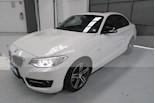 Foto venta Auto usado BMW Serie 2 2p 220i Coupe Sport Line L4/2.0/T Aut (2017) color Blanco precio $410,000