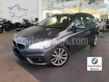 Foto venta Auto Seminuevo BMW Serie 2 Active Tourer 220iA Aut (2016) color Gris precio $315,000