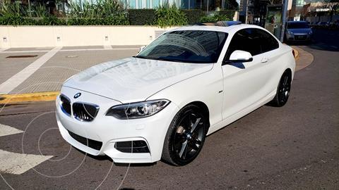 BMW Serie 2 220I COUPE  SPORTLINE usado (2016) color Blanco precio u$s34.000