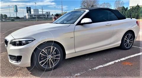 BMW Serie 2 220i Coupe usado (2019) color Blanco precio u$s61.500