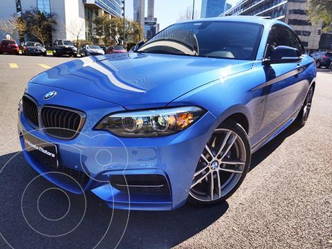 BMW Serie 2 M240i Paquete M Aut usado (2021) color Azul Oceano precio u$s62.900
