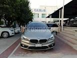 Foto venta Auto Seminuevo BMW Serie 2 Gran Tourer Luxury Line 220iA Aut (2017) color Dorado precio $394,500