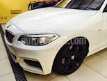 Foto venta Auto usado BMW Serie 2 M235iA M Sport Aut (2015) color Blanco precio $490,000