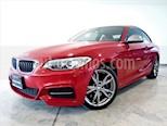 Foto venta Auto Seminuevo BMW Serie 2 M235iA M Sport Aut (2016) color Rojo Melbourne precio $549,900