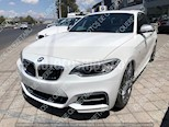 Foto venta Auto usado BMW Serie 2 M235iA M Sport Aut (2016) color Blanco Alpine precio $535,000