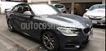 Foto venta Auto usado BMW Serie 2 M235iA M Sport Aut (2016) color Gris precio $509,000