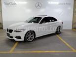 Foto venta Auto usado BMW Serie 2 M235iA M Sport Aut (2015) color Blanco precio $469,000