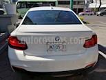 Foto venta Auto usado BMW Serie 2 M235iA M Sport Aut (2016) color Blanco precio $499,000
