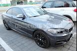 Foto venta Auto Seminuevo BMW Serie 2 M235iA M Sport Aut (2015) color Gris precio $430,000