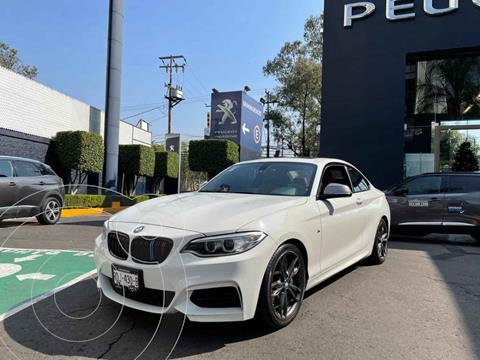 BMW Serie 2 M235iA M Sport Aut usado (2015) color Blanco precio $424,900