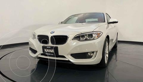 BMW Serie 2 Version usado (2016) color Blanco precio $349,999