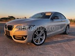 foto BMW Serie 2 2p 220i Coupe Sport Line L4/2.0/T Aut usado (2019) color Plata precio $450,000