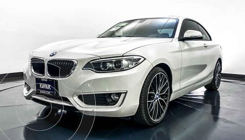 BMW Serie 2 Version usado (2016) color Blanco precio $332,999