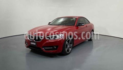 foto BMW Serie 2 220iA Convertible Sport Line Aut usado (2016) color Rojo precio $339,999