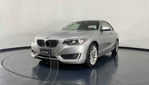 BMW Serie 2 Version usado (2016) color Plata precio $347,999