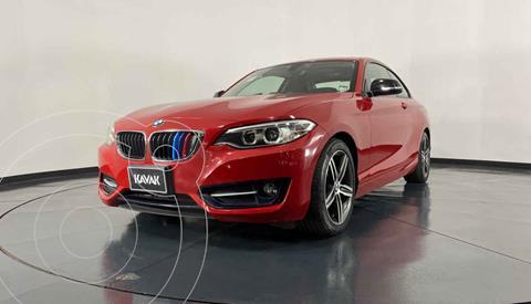 foto BMW Serie 2 220iA Convertible Sport Line Aut usado (2016) color Rojo precio $324,999