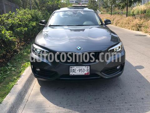 BMW Serie 2 220iA Executive Aut usado (2020) color Gris Mineral precio $530,000