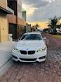 BMW Serie 2 M235iA M Sport Aut usado (2015) color Blanco Alpine precio $430,000