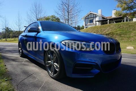 BMW Serie 2 M235iA M Sport Aut usado (2015) color Azul precio $320,000