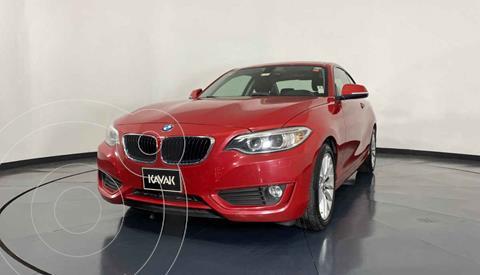 BMW Serie 2 Version usado (2016) color Blanco precio $337,999