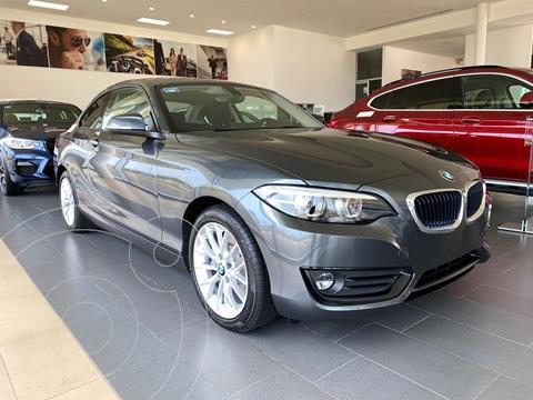 BMW Serie 2 220i Coupe usado (2021) color Gris precio $797,803