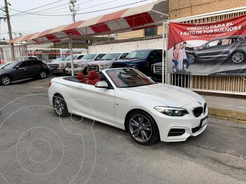 BMW Serie 2 M240iA Convertible Aut usado (2019) color Blanco precio $750,000