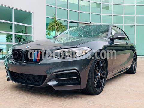 BMW Serie 2 M235iA M Sport Aut usado (2016) color Gris Mineral precio $479,000