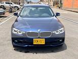 Foto venta Carro usado BMW Serie 3 318i Exclusive (2017) color Azul precio $89.900.000