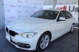 Foto venta Auto usado BMW Serie 3 320i Sport Line (2017) color Blanco precio $420,000