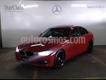 Foto venta Auto usado BMW Serie 3 320i (2013) color Rojo precio $265,000