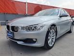 Foto venta Auto usado BMW Serie 3 320i (2015) color Plata precio $299,000