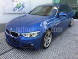 Foto venta Auto usado BMW Serie 3 330iA M Sport  (2018) color Azul Liquido precio $655,000
