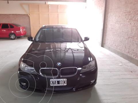 BMW Serie 3 318i Executive usado (2012) color Negro precio u$s11.000