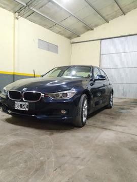 BMW Serie 3 320i usado (2013) color Azul precio u$s20.500
